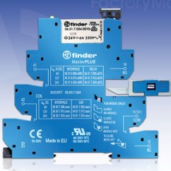 Solid State Relay Wiring Diagram Crydom 39 True Refrigeration Eight Ineedmorespace Co Factorymation Introduces New Series From Finder 240v Kudom
