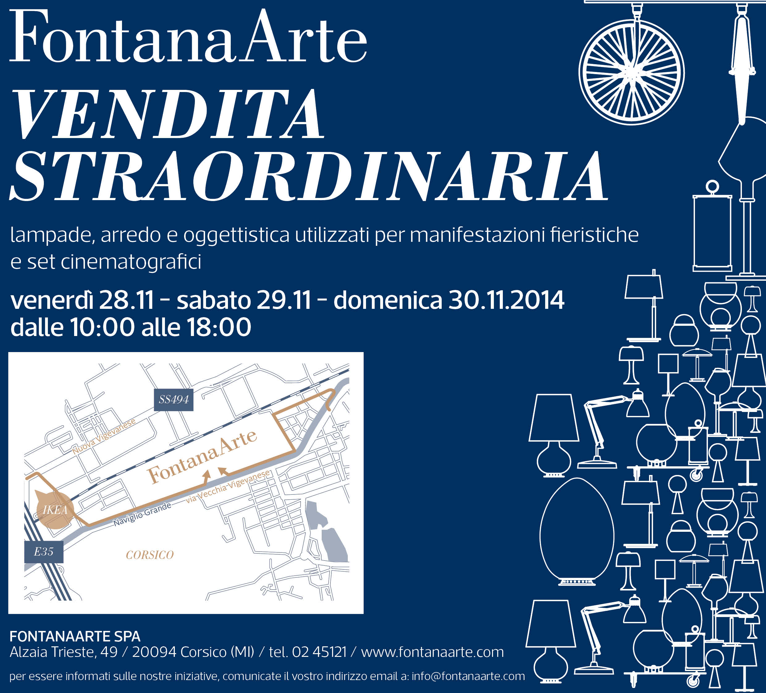 FontanaArte | Design x All