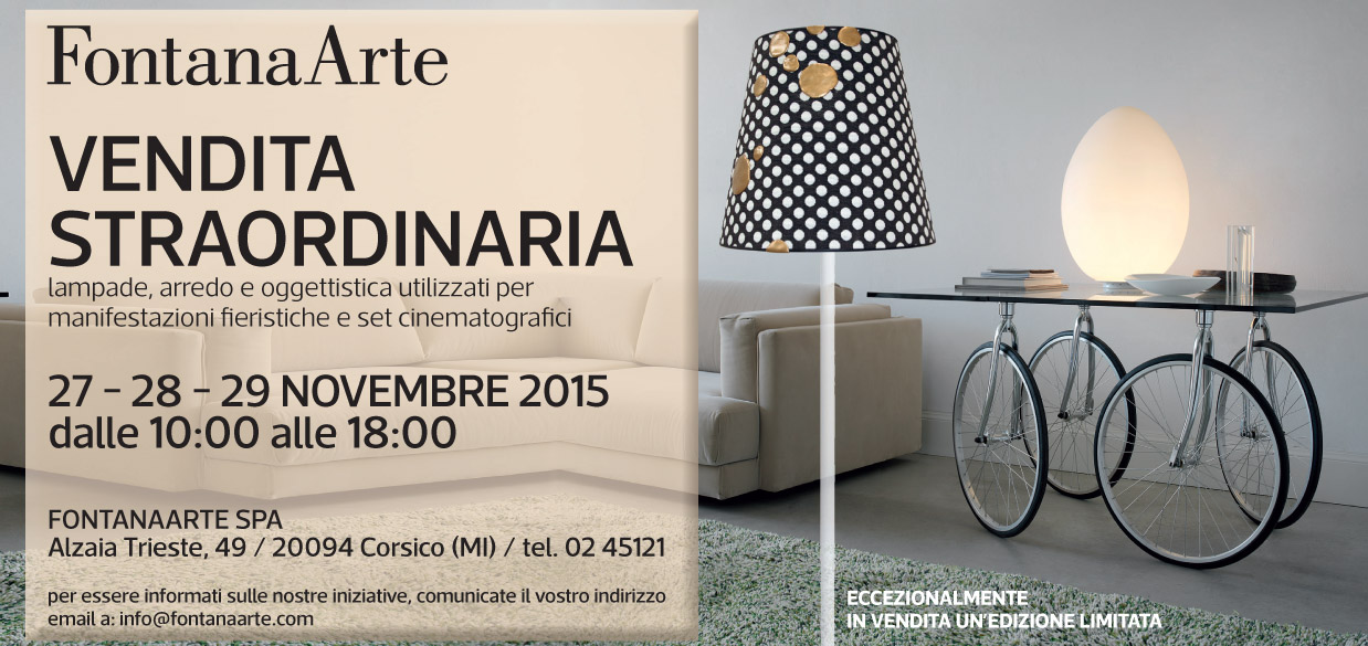 FontanaArte | Design x All
