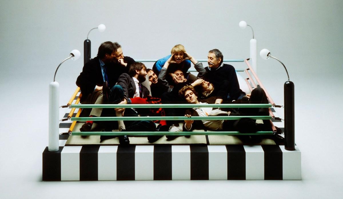 Memphis Milano: la rivoluzione del design datata anni '80