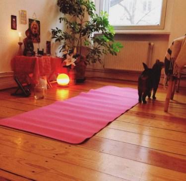 Spazio casa Yoga