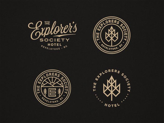 badge logo design ideas