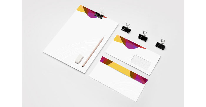 High Quality Corporate Identity Mock-Up
