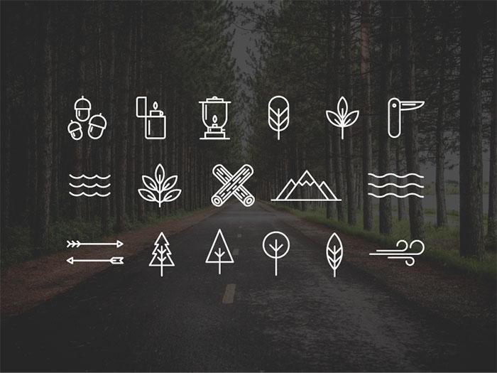 自然 / キャンプ (無料)