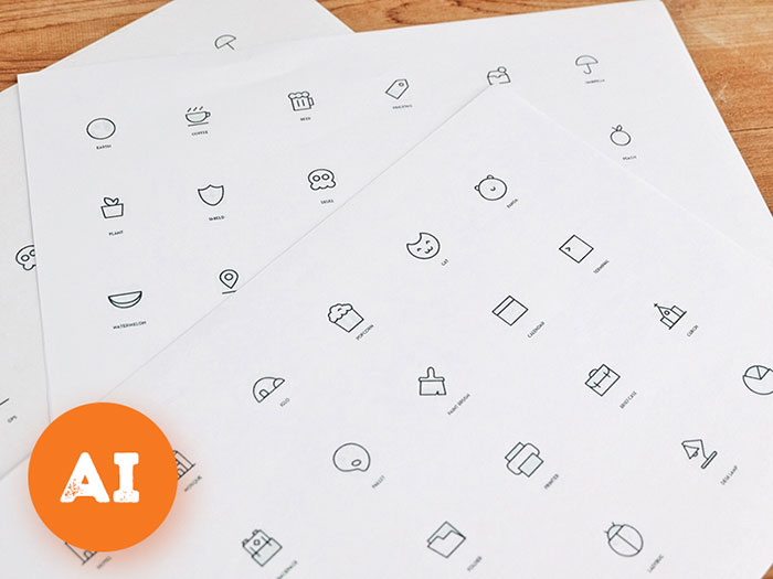 2316420 29 Of The Best Minimalist Icons For Web Design Projects