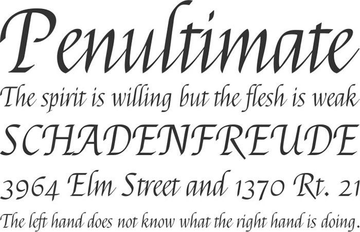 Free Handwriting Fonts To Download [57 Script Fonts You