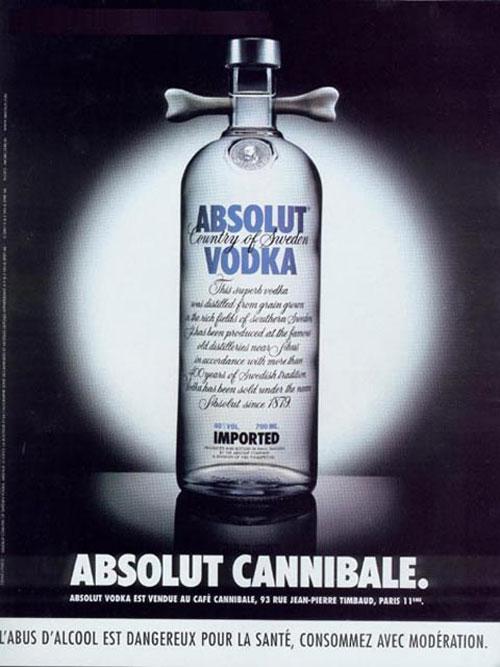 60 Absolut Vodka Print Advertisements