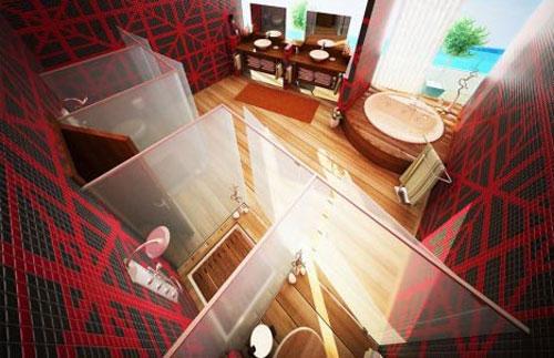 Superb bathroom design ideas to follow - interior design 14