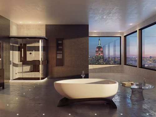 Superb bathroom design ideas to follow - interior design 76