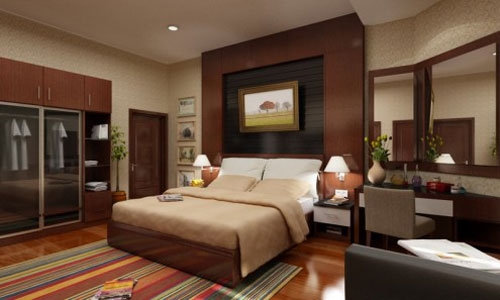 Marvelous Bedroom Interior Design 31
