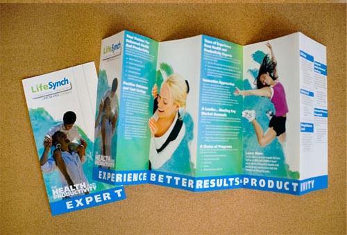 Print Inspiration From 55 Splendid Brochure Designs