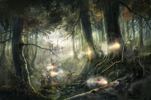 Amazing Digital Painting Landscapes 50 Examples