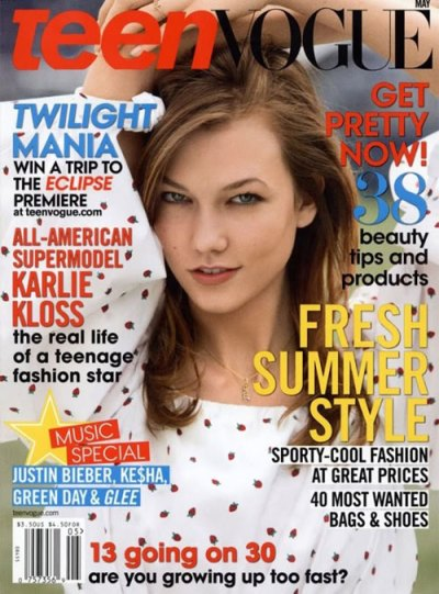 Fashion And Lifestyle Magazines Cover Design - 45 Examples