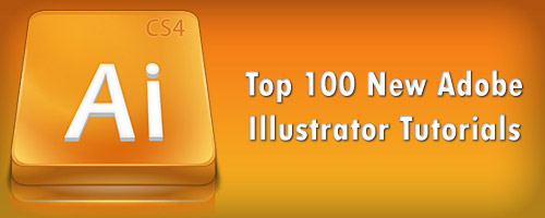 Top 100 New Adobe Illustrator Tutorials