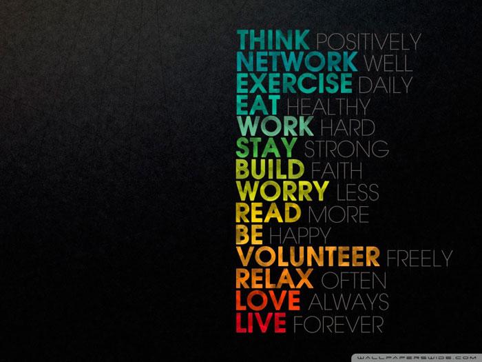 Inspirational Quotes About Life Wallpaper Desktop
