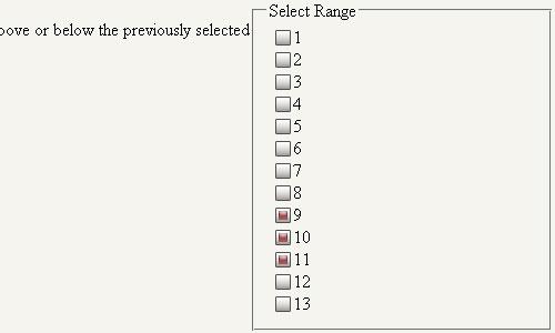 shiftcheckbox jQuery form plugin