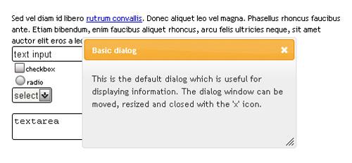 dialog lightbox jquery plugin