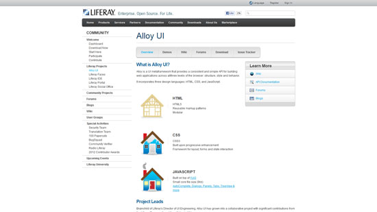 jQuery UI Frameworks To Improve Visitors' User Experience