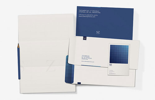 SZ Developments - Letterhead And Logo Design Inspiration