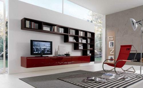 interior of living room black and white themed rooms design ideas 65 designs livingroom25