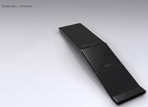 Black Label Retroxis 2 Concept