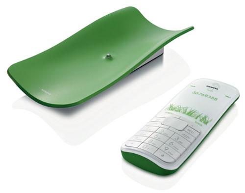 Leaf Concept Phone 1