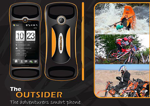 Outsider Concept Phone 1