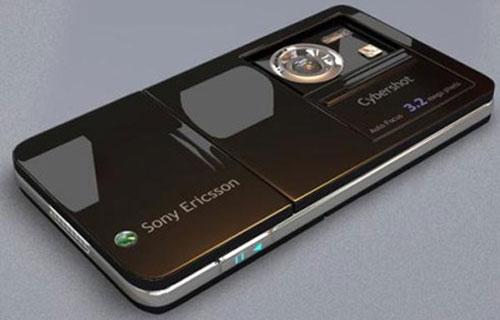 Sony Ericsson Concept Phone 3