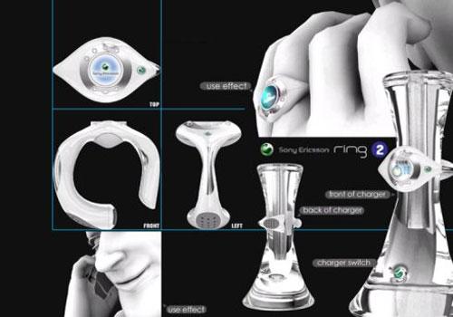 Sony Ericsson Ring Phone Concept 1