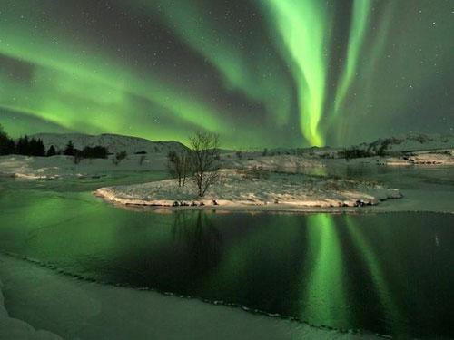 Aurora Borealis, Iceland Photography