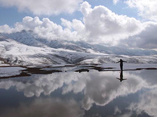 Badab Sourt Spring, Iran Photography