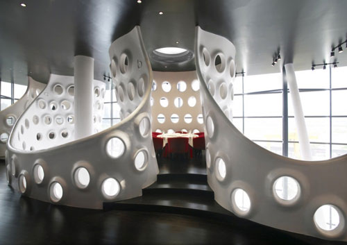 Honeycomb in Shenzhen, China - Restaurants And Coffee Shops With Beautiful Interior Design