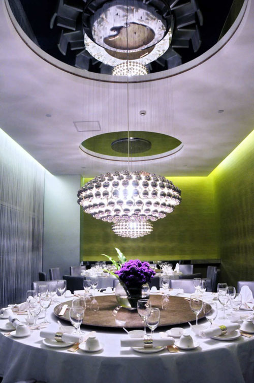 Jardin de Jade Restaurant in Shanghai, China 5 - Restaurants And Coffee Shops With Beautiful Interior Design