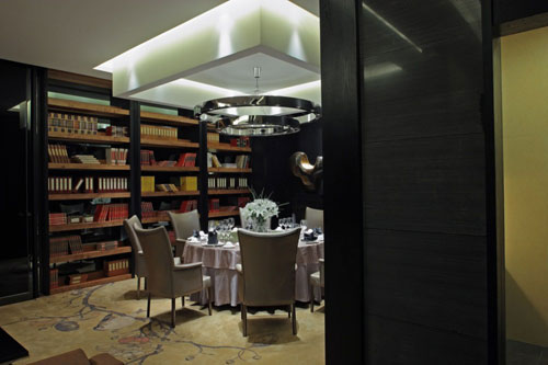 Yuwan Restaurant in Shenyang, China 2 - Restaurants And Coffee Shops With Beautiful Interior Design