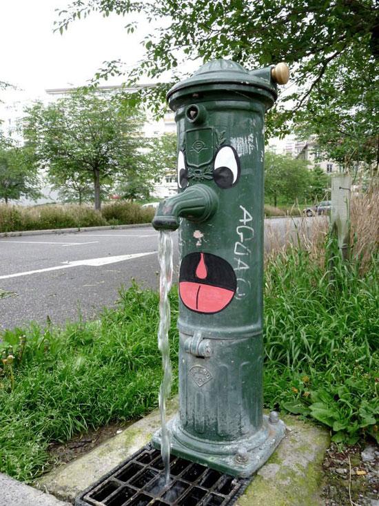 3 Cool Street art