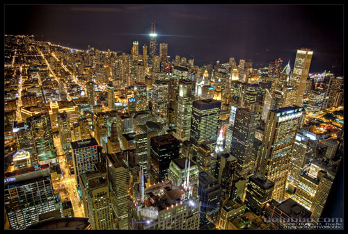 Chicago urban photography
