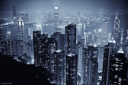 Energize Hong Kong urban photography
