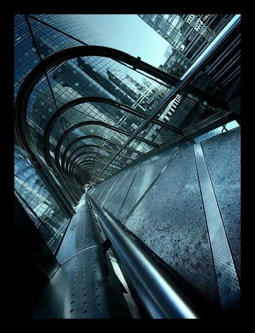 Urban Bridge urban photography