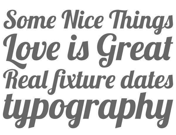 A Collection Of 41 Fonts With Free For Commercial Use License