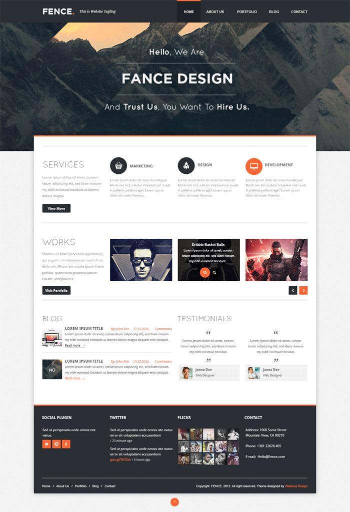 Modern Website Design Ideas