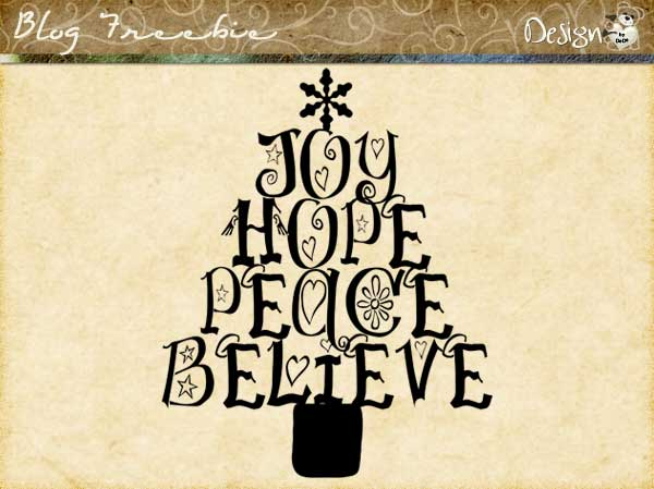 dedesmith_joyhopepeacebelieve