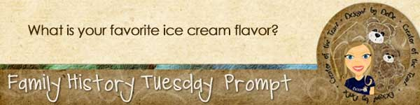 Journal Prompt: What is your favorite ice cream flavor?