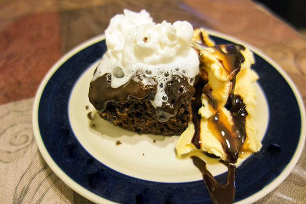 Recipe Thursday | Chocolate Steamed Pudding