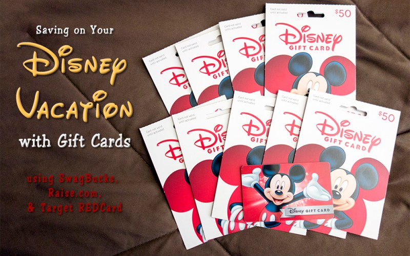 Monday Magic | Saving on Disney Gift Cards