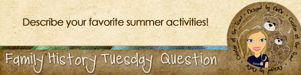 Journal Prompt: Describe your favorite summer activities!