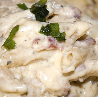 Crockpot Bacon Ranch Chicken by DeDe Smith