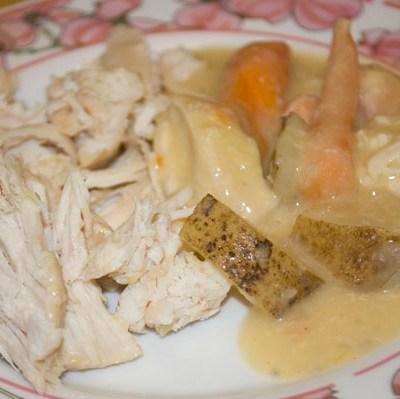 Chicken & Vegetables Stew by DeDe Smith