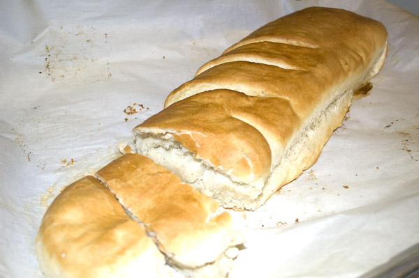 Recipe Thursday | Quick French Bread