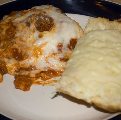 Cheesy Garlic Bread by DeDe Smith