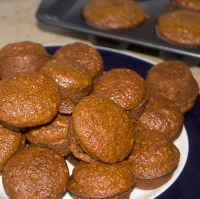 Morning Glory Muffins by DeDe Smith